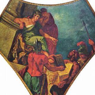 알렉산드로스와 호메로스의 서사시