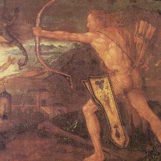 헤라클레스와 스팀팔로스의 새