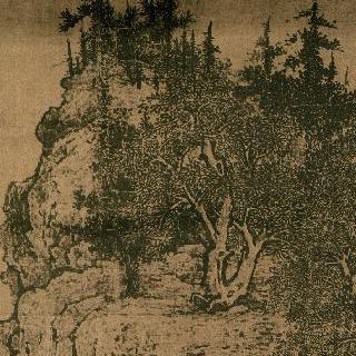계산행려 (谿山行旅) - 산과 계곡을 유람함
