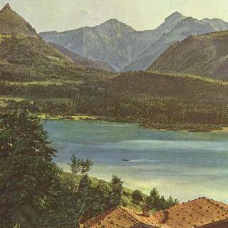 볼프강 호수