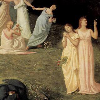 죽음의 신과 소녀들