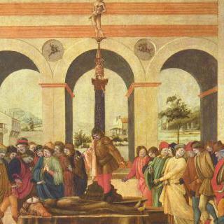 루크레치아의 죽음