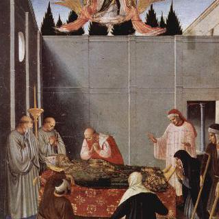 바리의 성니콜라우스의 죽음과 성인의 승천