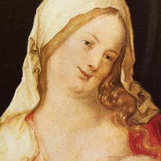 마리아와 아기 예수
