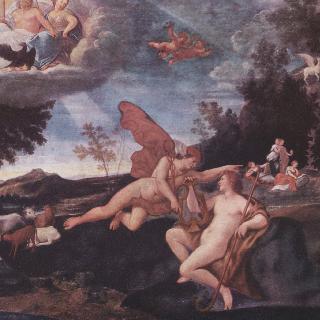 메르쿠리우스와 아폴로