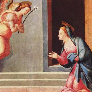 마리아의 수태고지