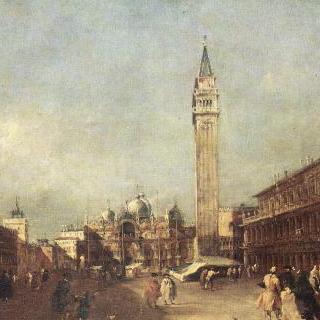 베네치아의 산 마르코 광장