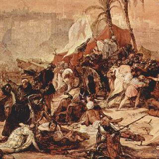 예루살렘과의 일곱번째 십자군 전쟁