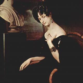 벨조이오소의 크리스티나 트리불치오의 초상