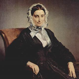 테레사 보리 스탐파 만초니의 초상
