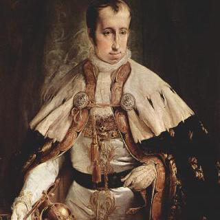 오스트리아 황제 페르디난트 1세의 초상