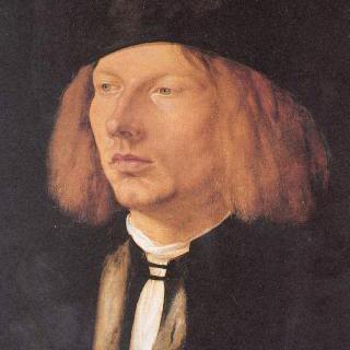 부르카르트 폰 슈파이어의 초상
