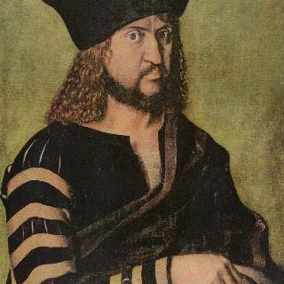 작센 선제후 프리드리히 현공 (賢公)의 초상