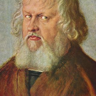 히에로뉘무스 홀츠슈어의 초상