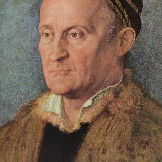 야코프 무펠의 초상