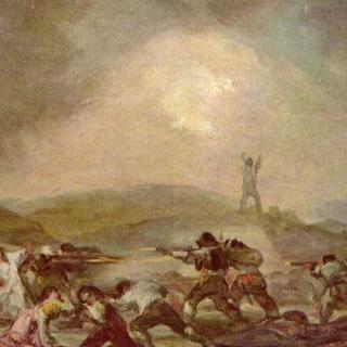 스페인 독립전쟁에서의 삽화