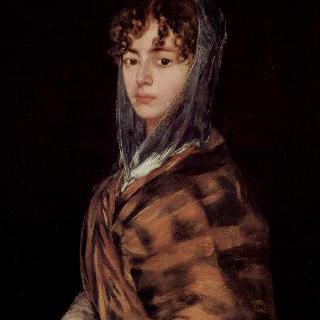 프란시스카 사바사 이 가르시아의 초상