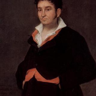 돈 라몬 사투에 (1765-1824)의 초상
