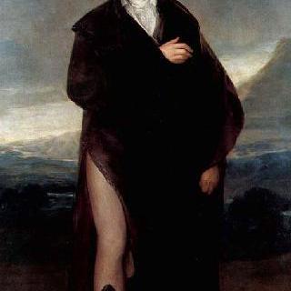 백작 페르난도 누네스 7세의 초상