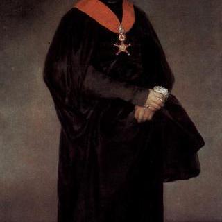 후안 안토니오 요렌테의 초상