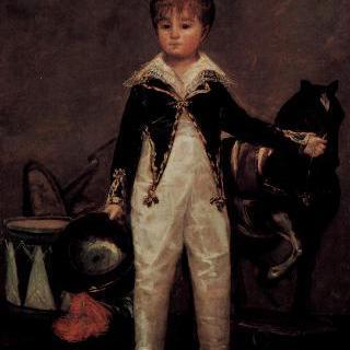 페피토 코스타 이 보넬리스의 초상