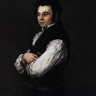 티부르시오 페레스 이 쿠에르보의 초상