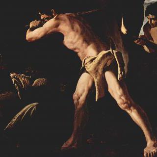 레르네의 히드라와 싸우는 헤라클레스