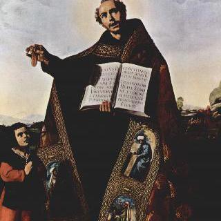 안티오키아의 성 로마노와 성 바룰라