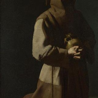 무릎 꿇고 있는 성 프란체스코