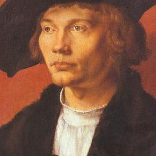 젊은 남자의 초상 (베른하르트 판 레스텐의 초상)