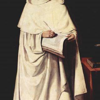 수도사 초상화 연작 : 수도사 프란시스코 수멜 (1540-1607)의 초상