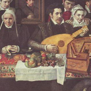 판 베르험 가족의 초상