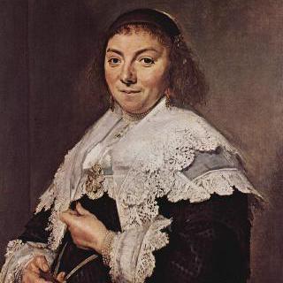 마리아 피터르스드르 올리칸의 초상