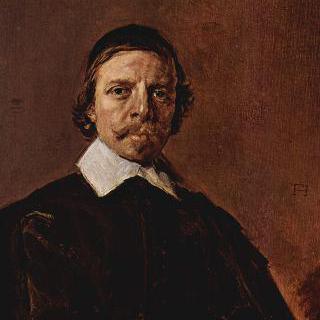 장관으로 추정되는 남자의 초상