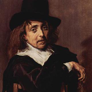 앉아 있는 남자의 초상