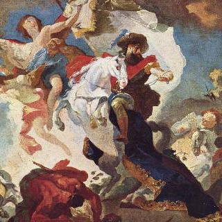 콤포스텔라의 성 야고보의 승리 이미지