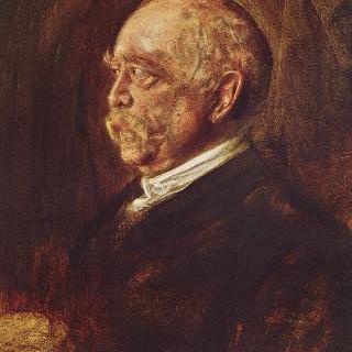 오토 폰 비스마르크의 초상