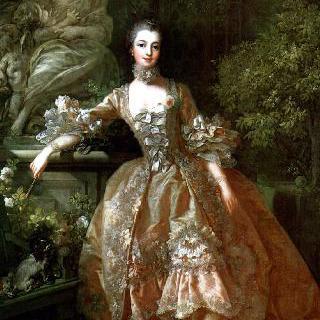 퐁파두르 부인 (1721-1764)