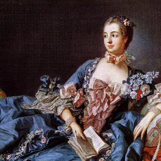 퐁파두르 부인의 초상