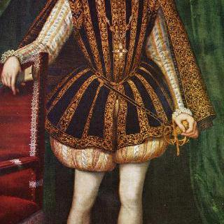 프랑스 왕 샤를 9세의 초상