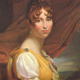 오르탕스 왕비의 초상