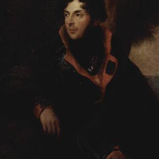 러시아 장군 니콜라이 카멘스키 (1776-1811)의 초상