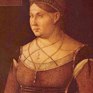 키프로스 왕비, 카테리나 코르나로의 초상