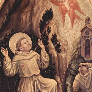 성 프란체스코의 성흔 각인