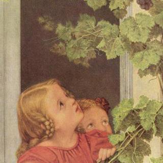 창가의 아이들