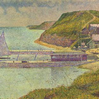 바다 그림 (포르탕베생)
