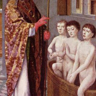 성 니콜라우스의 두 가지 성담