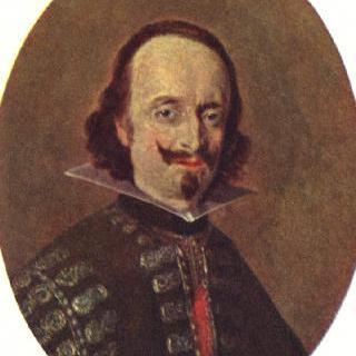 돈 카스파르 데 브라카몬테 이 구스만 (1596-1676)의 초상