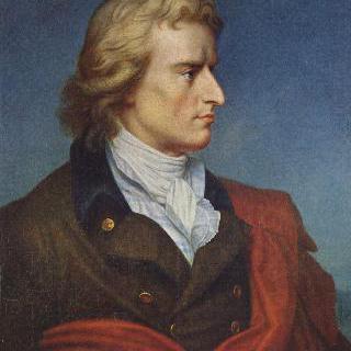 프리드리히 폰 쉴러 (1759-1805)의 초상