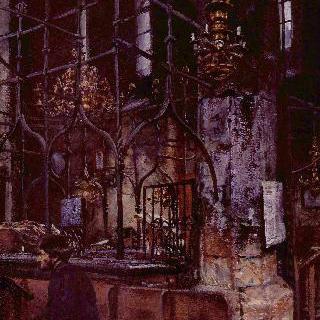 프라하의 오래된 유대교회당